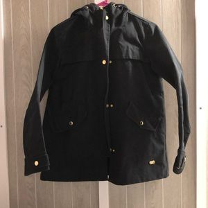 Abercrombie and Fitch raincoat